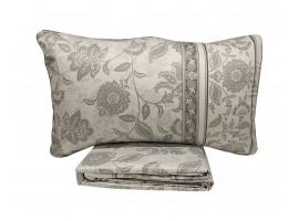 Parure copri piumino in raso di puro cotone -Dorma